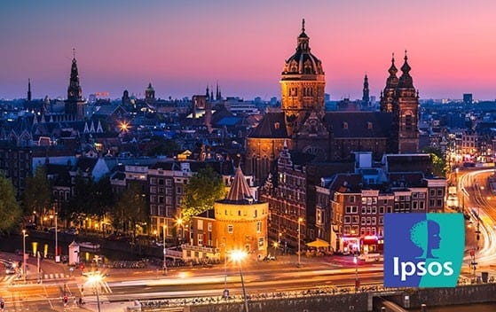 Amsterdam top 10 Ipsos Top Cities 2017